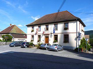 Lutzelhouse Commune in Grand Est, France