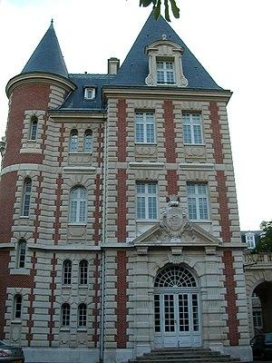 Lycée Pasteur (Neuilly-sur-Seine) - Image: Lycée Pasteur 5
