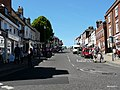 Lymington High St. Market Day. - panoramio.jpg