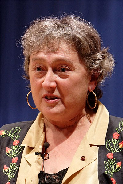 Wikipedia image of Dr. Lynn Margulis