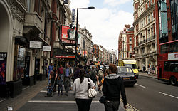 Lyric Theater, Shaftesbury Avenue, London.jpg