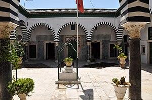 Abu l-Hasan Ali I - Madrasa El Bachia