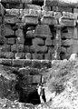 Médracen - Coupe, fondations - Constantine - Médiathèque de l'architecture et du patrimoine - APMH00009364.jpg