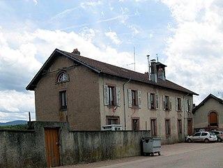 Ménil-de-Senones Commune in Grand Est, France