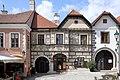 Mödling - Bürgerhaus Rathausgasse 6.JPG