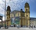 München - Theatinerkirche mit Blow Up.jpg