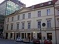 Měšťanský dům U Herzogů, Pernštejnský dům (Staré Město), Praha 1, Na Perštýně 5, Staré Město.JPG