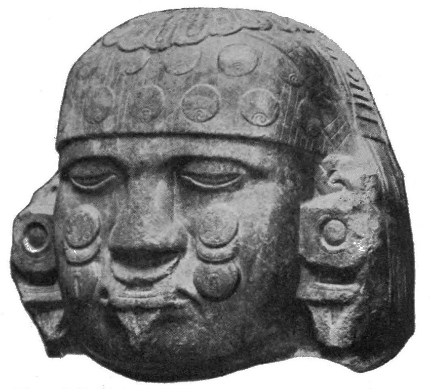 Déesse mexica Coyolxauhqui