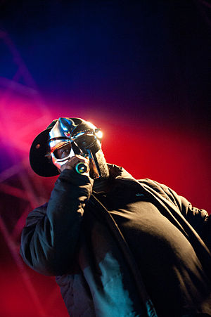 MF Doom - Image: MF Doom Hultsfred 2011