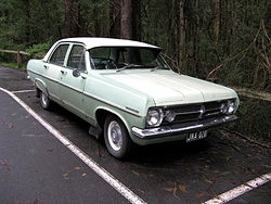 Holden HR Special (1966–1968)