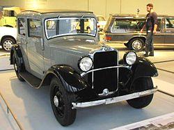 Mercedes-Benz Typ 170 (1931)
