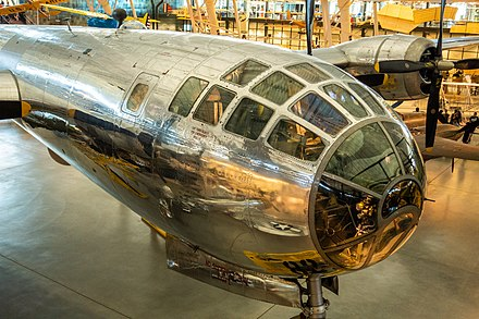 B-29 Enola Gay at the Steven F. Udvar-Hazy Center MJR 20190705 00236.jpg