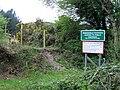 MOD footpath, Chamberlayne's Heath - geograph.org.uk - 162242.jpg