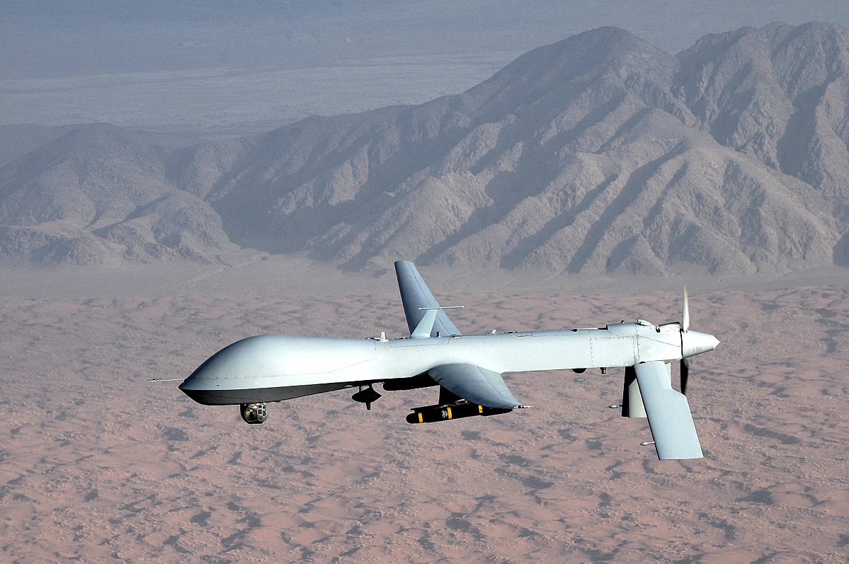 General Atomics MQ 1 Predator