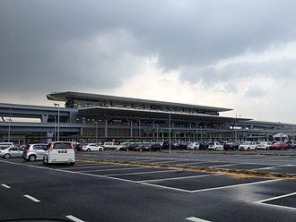 Sungai Buloh–Serdang–Putrajaya line - Image: MRT SBK Kwasa Damansara station