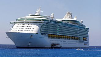 Freedom-class cruise ship - Image: MS Freedom of the Seas in its maiden voyage (cropped)