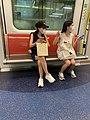 MTR West Rail Line compartment chair 20-07-2020.jpg