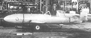 Suicide weapon - Yokosuka MXY7 Ohka, a weapon especially designed for a suicide attack