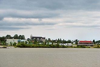 Macamic, Quebec - Image: Macamic QC 1