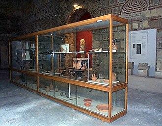 Archaeological Museum of Serres - Image: Macedonian Museums 22 Arx Serrvn 108