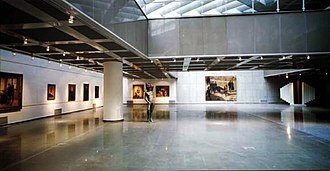 Teloglion Fine Arts Foundation - Image: Macedonian Museums 68 Tellogleio 298