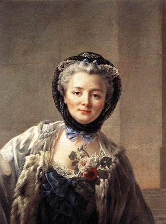 François-Hubert Drouais - Image: Madame Drouais