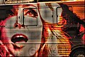 Madonna's face in a bus.jpg