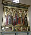 Maestro di san martino a mensola, madonna col bambino e santi, 1391 ca, 01.JPG