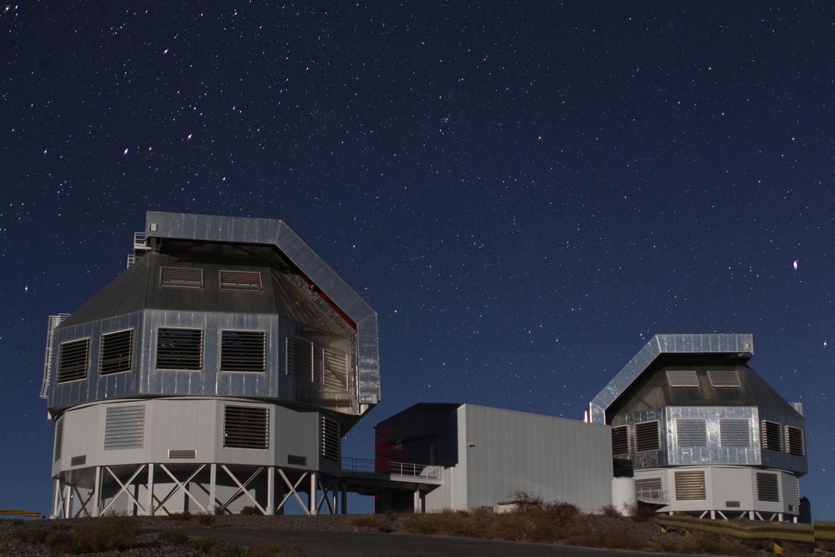 Magellan Telescopes Wikipedia