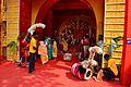 Maha Saptami Puja - Durga Puja Pandal - Biswamilani Club - Padmapukur Water Treatment Plant Road - Howrah 2015-10-20 6029.JPG