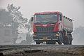 Mahindra Truxo 25 - NH-34 - Sargachi - Murshidabad 2014-11-29 0124.JPG