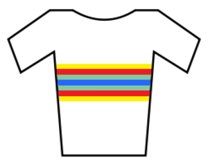 0711 / Cycling - Image: Maillot Namibia Champion