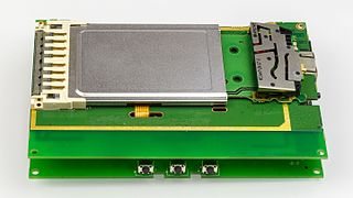 Mainboards of UMTS Router Surf@home II, o2. Incl. Option PC Card-8328.jpg