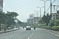 Major Arterial Road - VIP Road Flyover Approch - Rajarhat - Kolkata 2017-08-08 3954.JPG