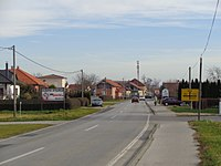 Mala Subotica, Glavna ulica.jpg