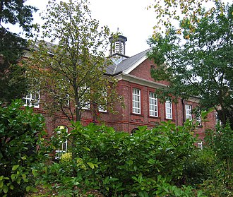 Malbank School and Sixth Form College - Image: Malbank School Nantwich