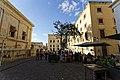 Malta - Valletta - Upper Barrakka Gardens 40 - Castille Place - Malta Stock Exchange.jpg