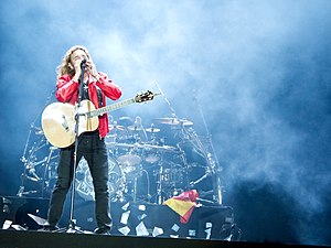 Maná - Rock in Rio Madrid 2012.
