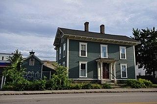 Hill–Lassonde House