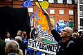 Manchester Brexit protest for Conservative conference, October 1, 2017 09.jpg