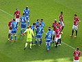 Manchester United v Bournemouth, March 2017 (33).JPG