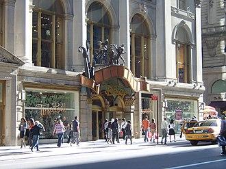 World of Disney - Fifth Avenue, Manhattan, New York City