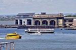 Manhattans Staten Island Ferry Terminal from Brooklyn Heights 03A (9423293314).jpg