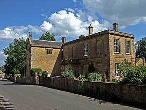 Norton-sub-Hamdon - The Manor House