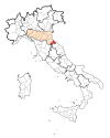 Map Province of Rimini.svg