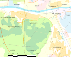 Map commune FR insee code 27196.png