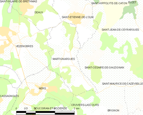 Map commune FR insee code 30158.png