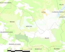 Map commune FR insee code 34156.png