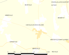 Map commune FR insee code 76158.png
