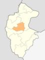 Map of Gramada municipality (Vidin Province).png